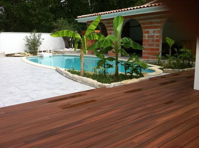 Moreux sarl entreprise g n rale au sud de bordeaux pr s for Construction piscine langon